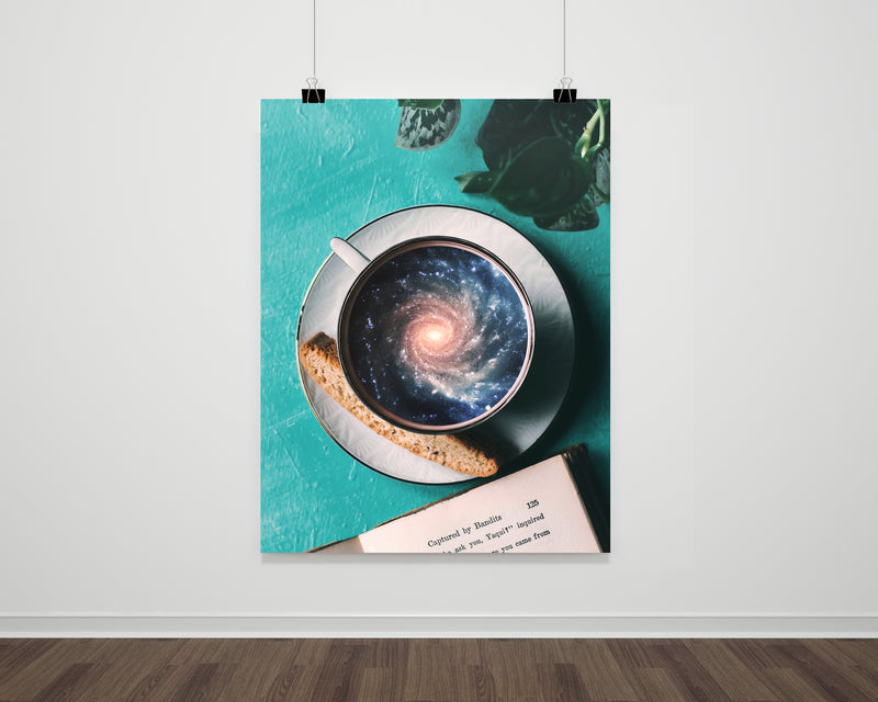 Star Coffee Fine Art Print