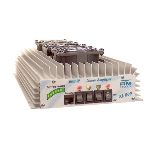 AMP RM KL800 24V High Power Linear Amplifier 600 - 1000W .