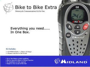 Midland Bike to Bike Extra Open Face