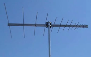 MLP 32 100 - 1300MHz LOG PERIODIC ANTENNA