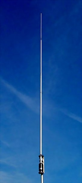 MOONRAKER GP 2500 ALL BAND 80 6M HF VERTICAL ANTENNA