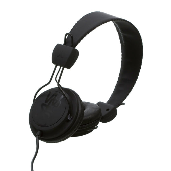Wesc Matte Conga Headphones BLACK