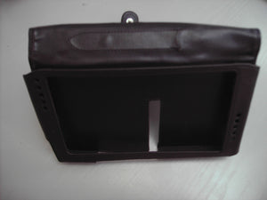 Archos 7 Custom leather case with integrated stand