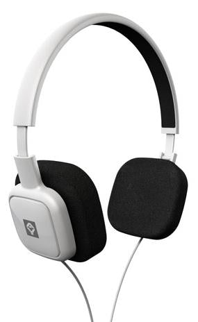 c-JAYS Semi Open Headphones WHITE