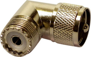 NC558/M359 L CONNECTOR PL259/SO239