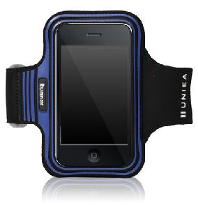BLUE UNIEA SPORTS ARMBAND FOR APPLE IPHONE