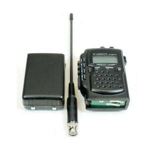 Albrecht AE2990 AFS  All mode AM/FM/SSB handheld CB radio