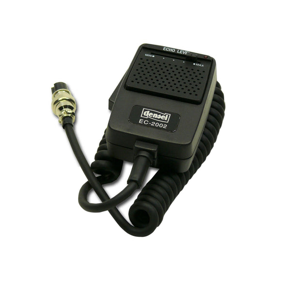 ALBRECHT CB RADIO MICROPHONE POWER ECHO DENSEI EC 2002 6 PIN