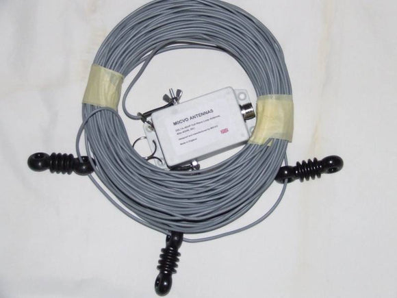 M0CVO DELTA LOOP 40 HP WIRE ANTENNA