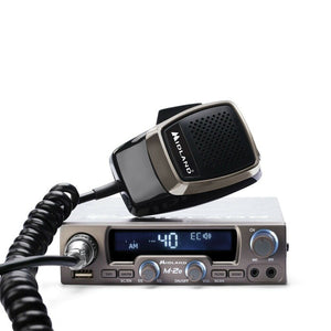 Midland M 20 Mobile CB Radio With USB Bluetooth EU UK