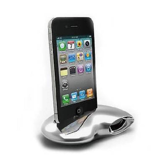 OZAKI iSUPPLI NAUTILUS ZINC ALLOY POWER iPHONE IPOD DOCK