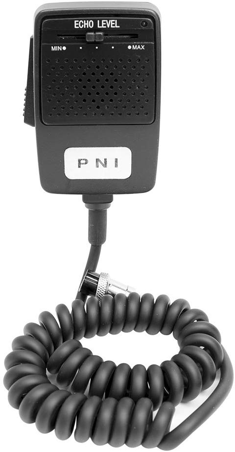 PNI 4 Pin Echo Microphone for CB Radio