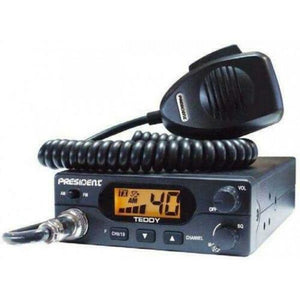 President Teddy Mobile CB Radio Transceiver