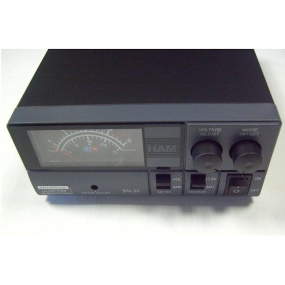 SHARMAN SM 30 30AMP SWITCH MODE POWER SUPPLY PSU Ham CB Radio