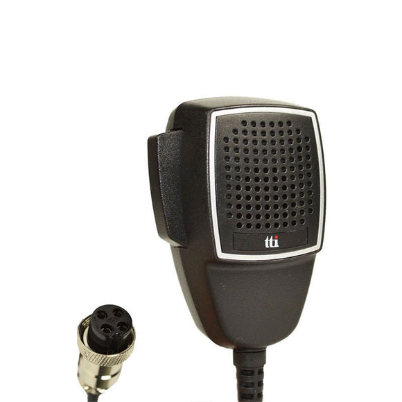 TTI Replacement Microphone For TCB 550 TCB 550N TCB560 Amc-5011 4 Pin