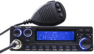 TTI TCB 5289 CB Radio Mobile by Anytone AM FM UK EU High Power