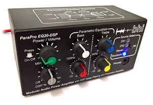 BHI PARAPRO EQ20 AUDIO WITH DSP SPEAKER UNIT without Bluetooth