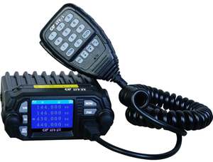 CRT 279 UV UHF-VHF DUAL BAND MOBILE TRANSCEIVER