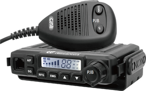 CRT MILLENIUM V3 UK / EUROPEAN NORMS COMPACT 80 CHANNEL MOBILE CB RADIO
