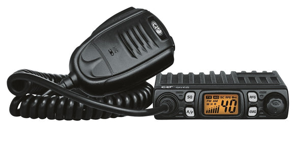 CRT ONE N AM FM Multi AM FM CB Radio  £36.95