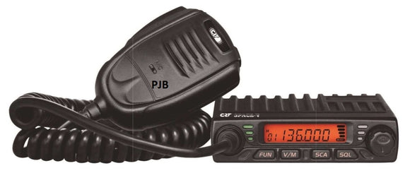 CRT SPACE - V VHF Mobile Radio