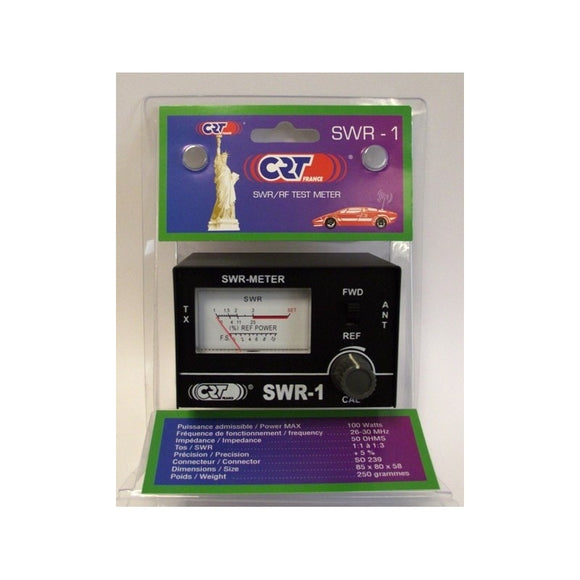 CRT SWR Meter for CB Radio & 10m