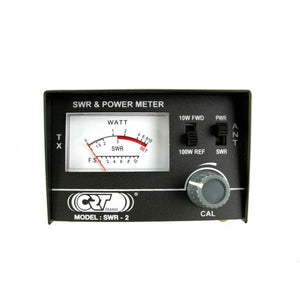 CRT MINI 2 SWR POWER METER CB RADIO