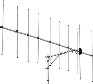 Diamond A144S10R  Super high gain 144/145Hz 10 ele beam antenna VHF