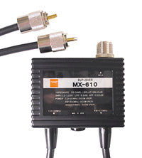 DIAMOND MX 610 DUPLEXER (1.3-30MHz/ 49-470MHz)