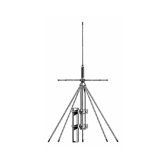 Hoxin D-130 DISCONE WIDE BAND BASE ANTENNA