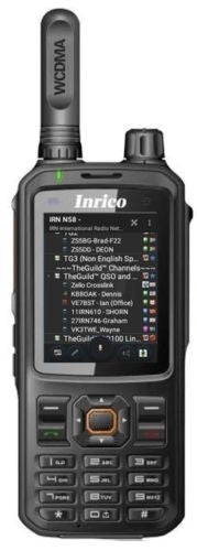INRICO T320 4G/WIFI NETWORK HANDHELD RADIO (POC) + MAINS CHARGER