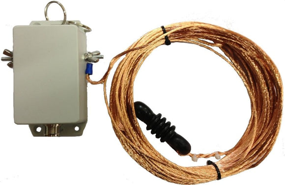 LW HF 80 80-6m Mulitband End Fed Long Wire Antenna Ham Radio