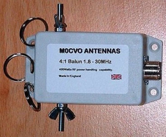 M0CVO 4:1 High Power Balun hf Ham Radio
