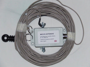 M0CVO LW-40 Long wire - top band and up