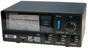 MAAS RS-400 SWR & PWR meter 140-525 MHz up to 400 W