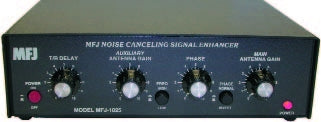 MFJ 1025 NOISE CANCEL SIGNAL ENHANCER