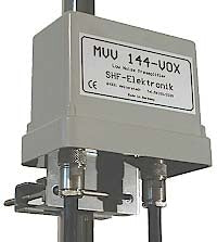 MVV 144 VOX Mast Receive Pre Amplifier for 2m