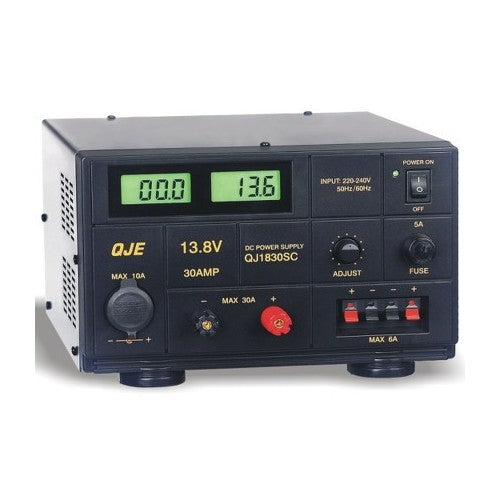 QJ1830SB 30AMP LINEAR POWER SUPPLY UNIT PSU
