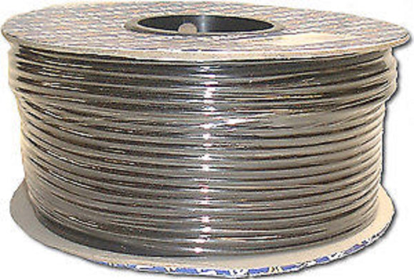 RG58 16-001 (50 OHM) Coax Cable 100m Drum CB Radio