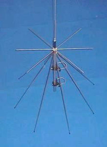 Sigma SE-1300 Discone Scanner Base Station Antenna / Aerial