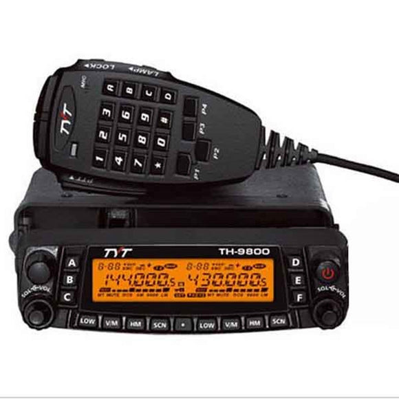 TYT TH 9800 Quad band 10m/6m/2m/70cm 50W Mobile Radio