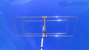 Wimo 5070MOX 2BAND 50MHZ 70MHZ MOXON BEAM 6M 4M