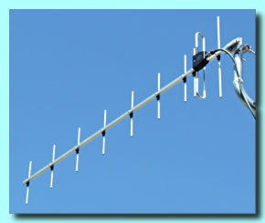 WY 7010 10 Elements Yagi Beam 70cm UHF Antenna
