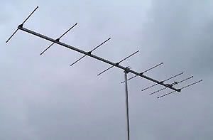 YG8-2 2 Meter 8 Element Yagi Antenna 144 146 VHF
