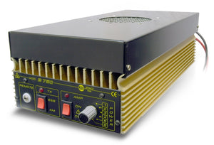 ZETAGI B750 MOBILE POWER AMPLIFIER 20 - 30 MHz 1.200W
