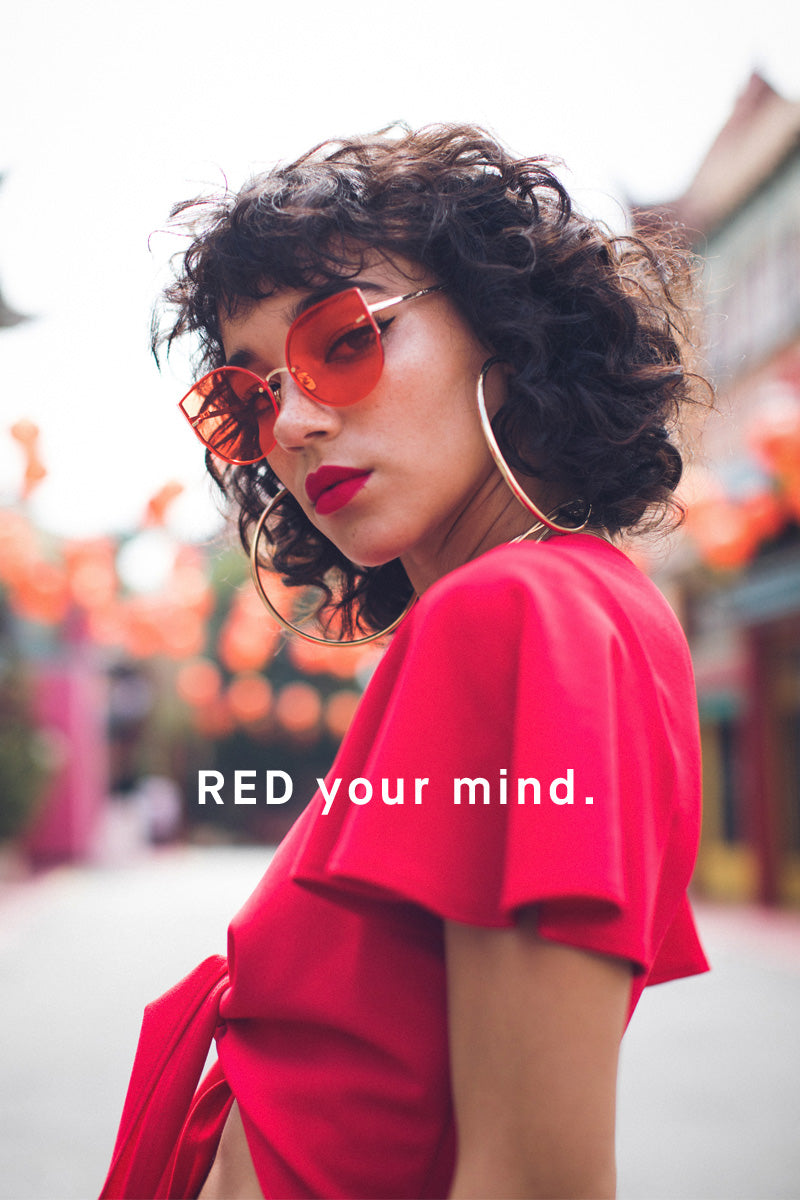 red your mind.