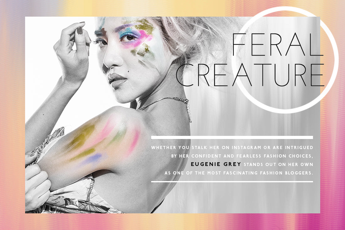 Interview with Feral Creature (Eugenie Grey) | 2020AVE