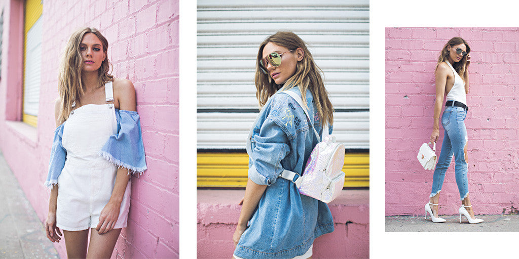 summer denim pieces