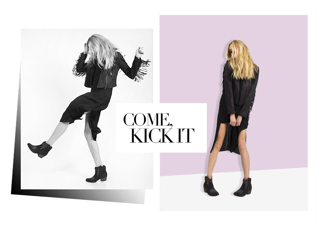 Come, Kick It Lookbook | 2020AVE