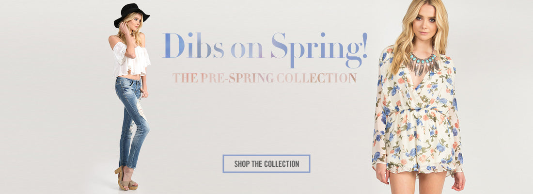Dibs On Spring | 2020AVE